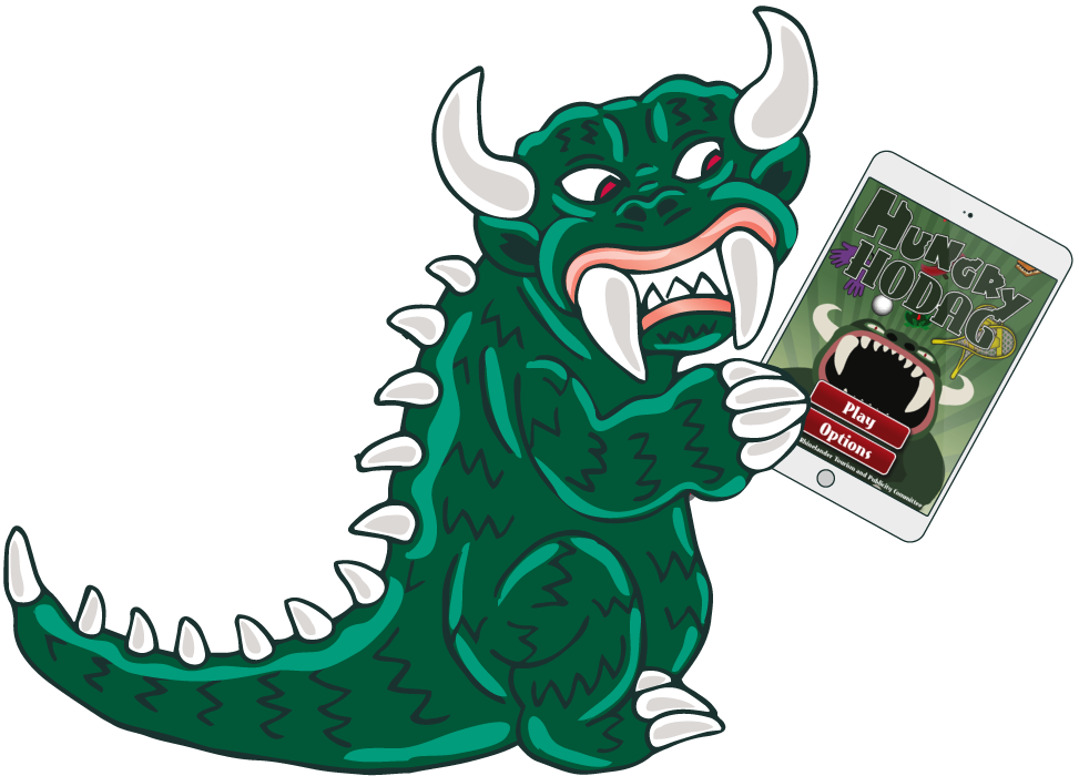 Download the Hungry Hodag app today!